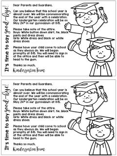 Kindergarten graduation letter enchanted kinder garden kindergarten graduation letter altavistaventures Images