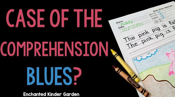 How to beat new reader comprehension blues