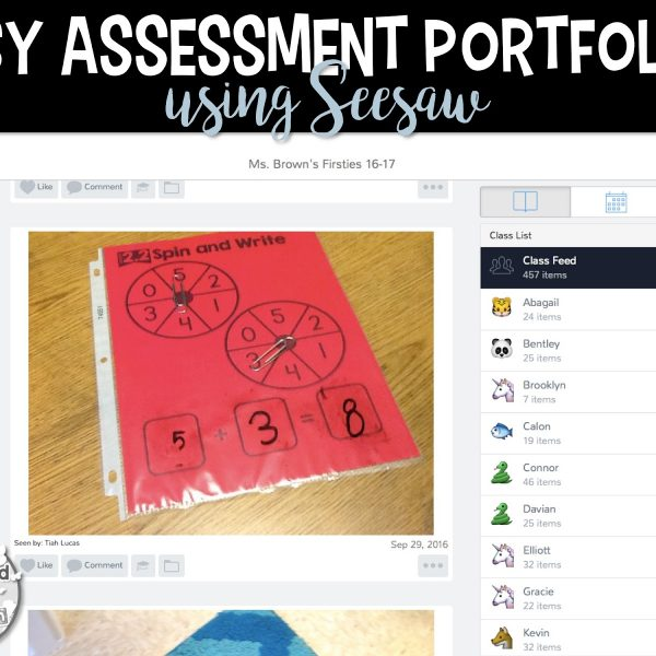 Easy Assessment Portfolios