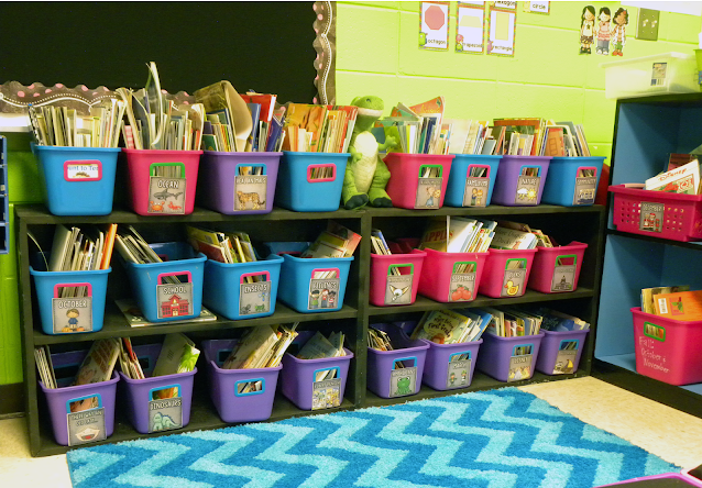 Classroom organization can start at the end of the year before the year one. Prep your new year as you prepare to close on a school year. It's the best thing I've ever done.
