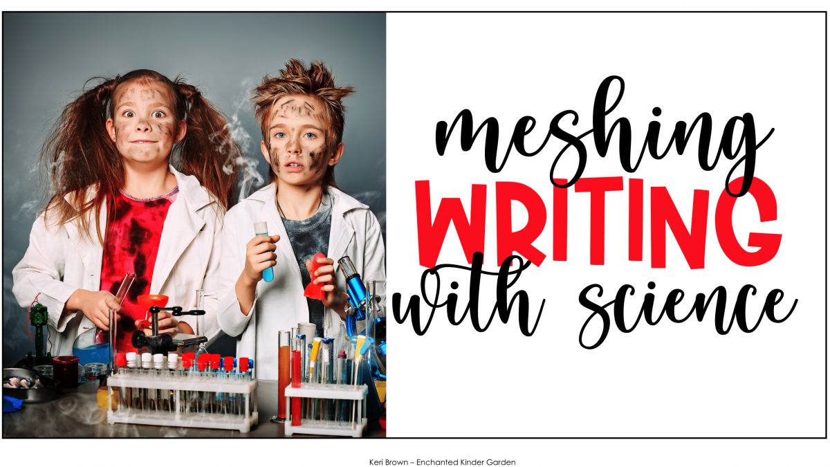 Ways to write with science topics